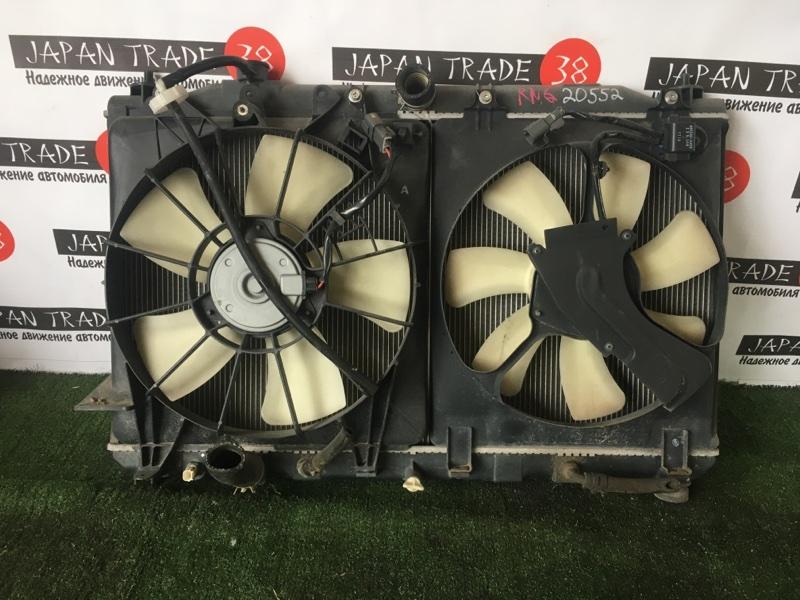 Радиатор охлаждения двигателя Honda Stream RN6 R18A