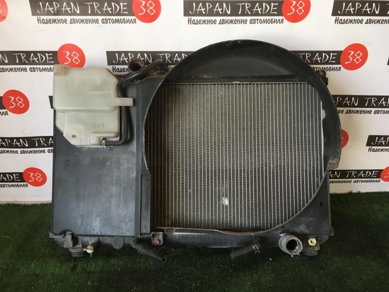 Радиатор охлаждения двигателя Toyota Mark Ii JZX100 1JZ-GE передний