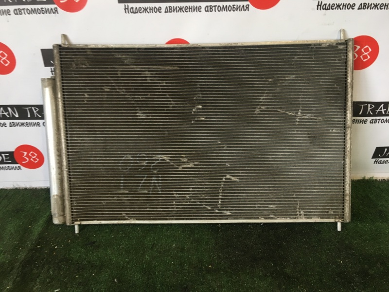 Радиатор кондиционера Toyota Avensis ZRE151