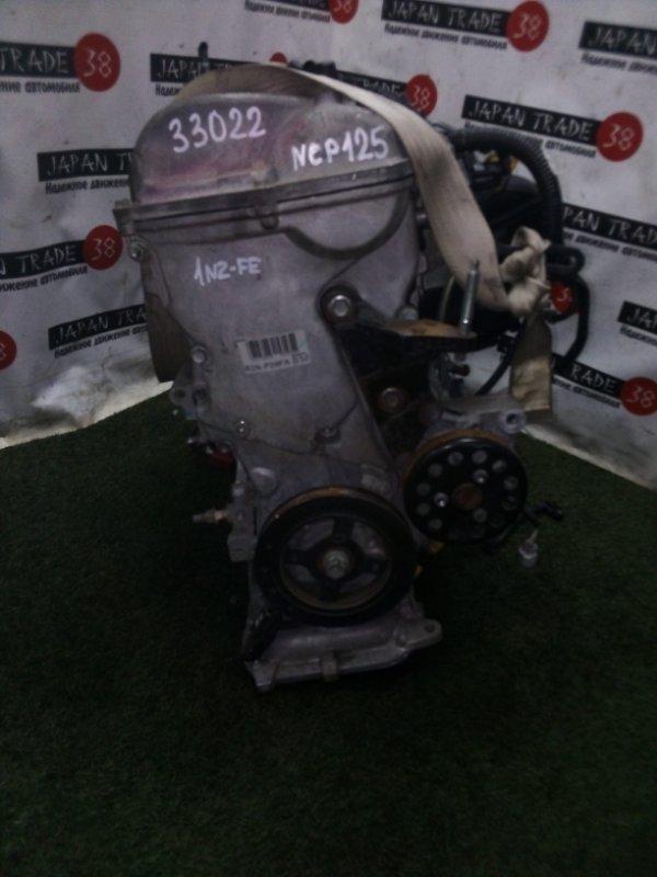 Двигатель Toyota Ractis NCP125 1NZ-FE