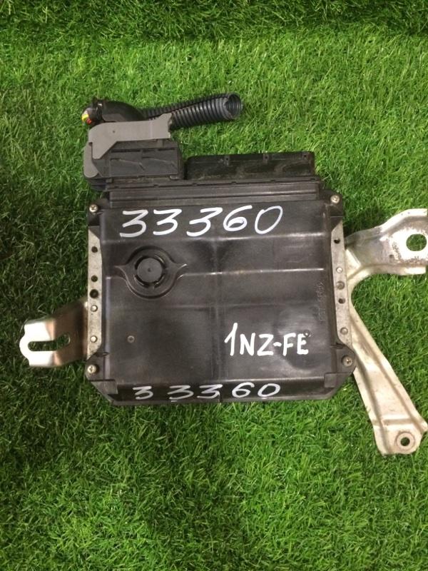 Блок efi Toyota Yaris NCP91L 1NZ-FE