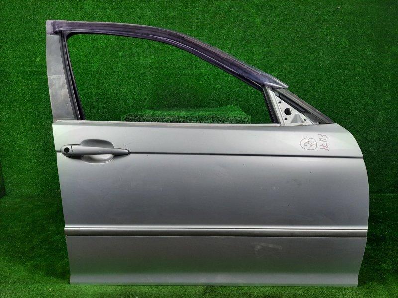 Дверь боковая передн. прав. BMW 3 E46