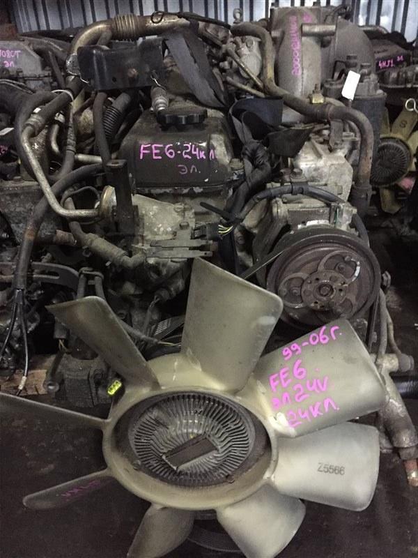 Двигатель Nissan Diesel/condor MK250-260 FE6 99