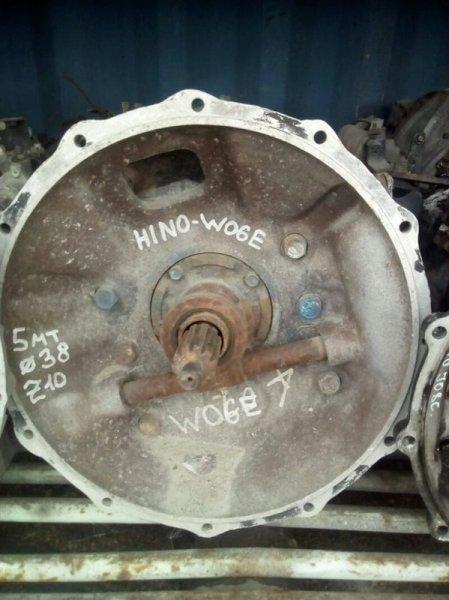 Мкпп Hino Ranger FD3WJA(JC) W06E/W04E 89