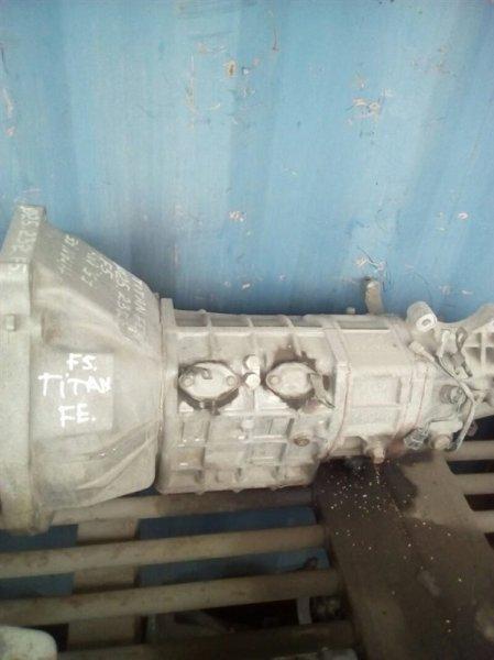 Мкпп Mazda Titan SYE6T FE 01