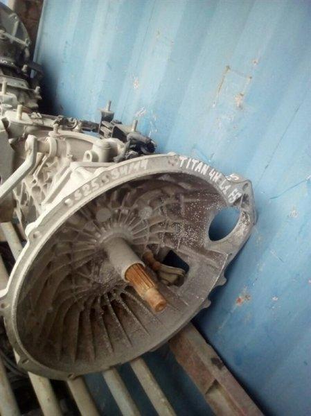 Мкпп Mazda Titan LKR81 4HL1 04