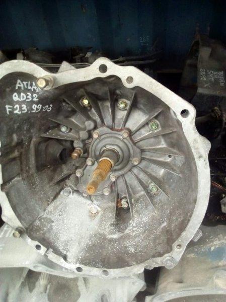 Мкпп Nissan Atlas F23 QD32 98