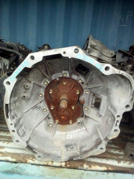 Мкпп Toyota Dyna/dutro BU301/XZU307-341 4B 99