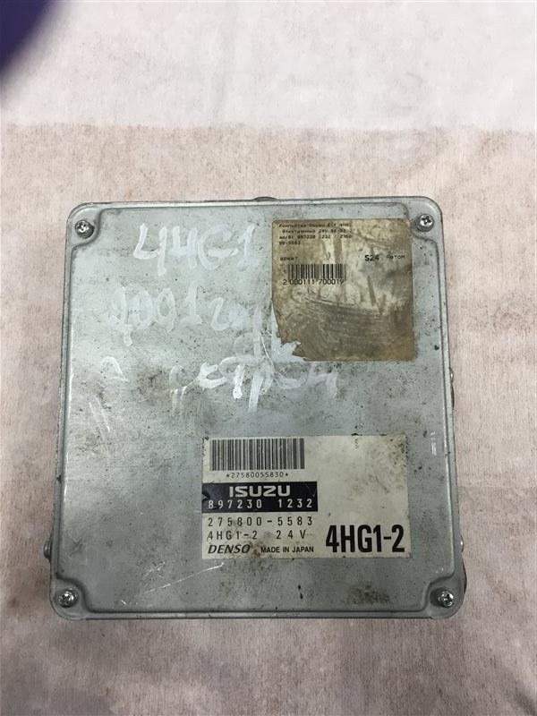 Компьютер Isuzu Elf 4HG1 99