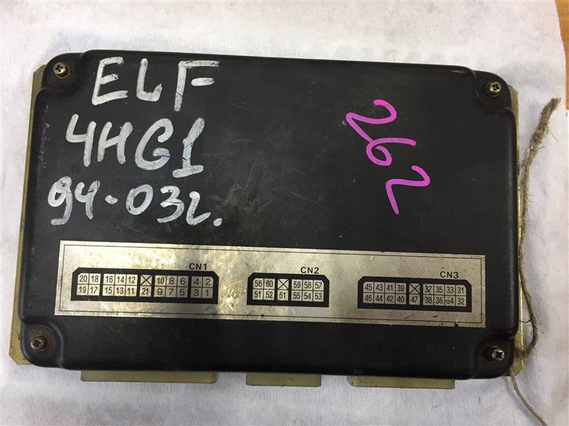 Блок на аппарель Isuzu Elf 94