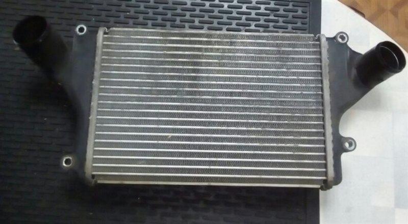 Радиатор интеркуллера Mmc Canter FB70-72 4M42T 06