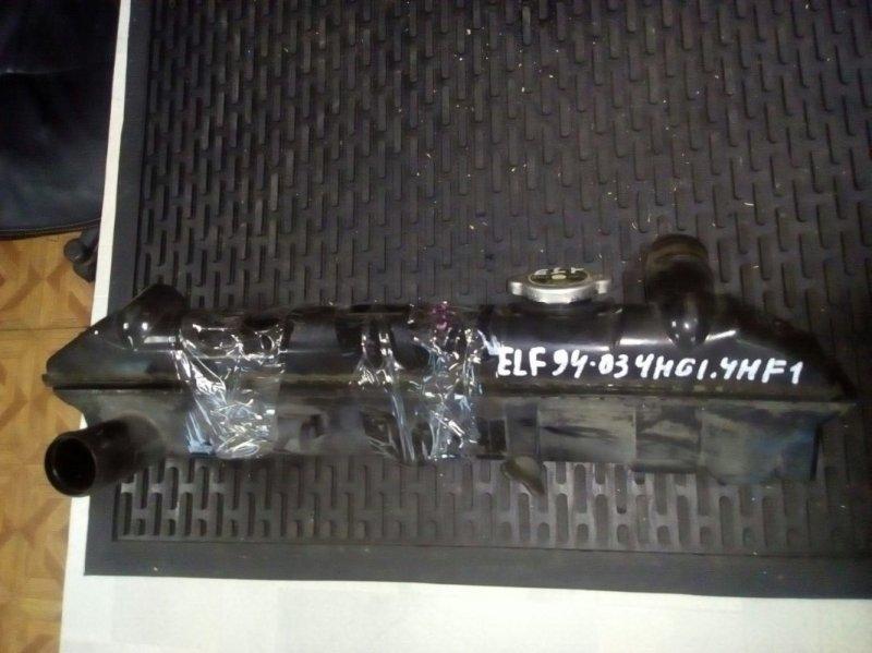 Бочек радиатора Isuzu Elf NKR66-71 4HF1/4HG1 94