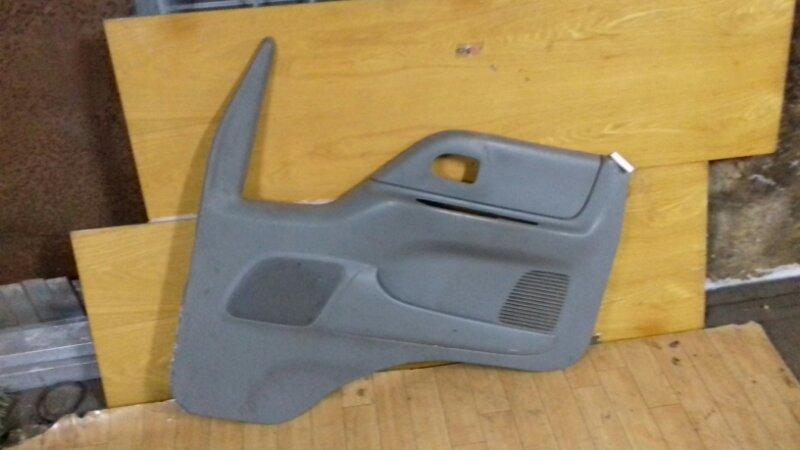 Обшивка двери Mazda Titan WHF5T 01 правая
