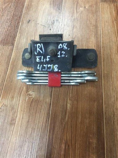 Подушка кпп Isuzu Elf NPR85 4JJ1T 08 правая