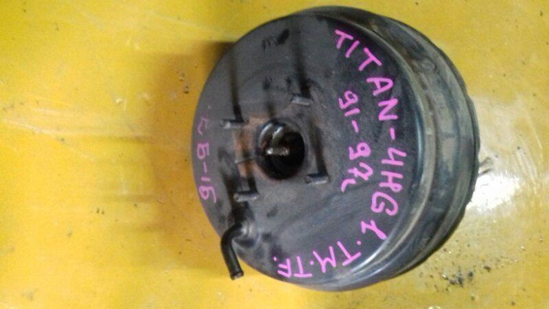 Вакуум тормозов Mazda Titan SL/HA/TF/TM/4HG1/VS 89