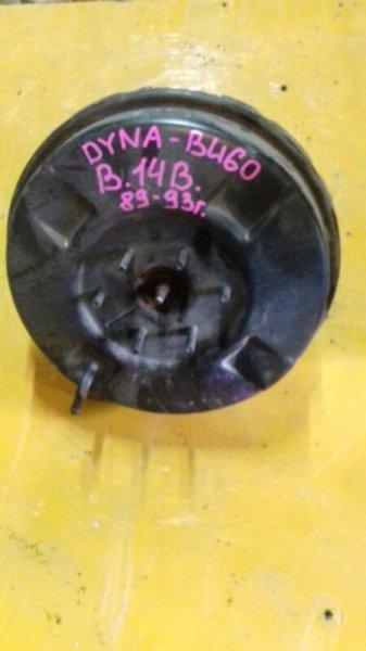 Вакуум тормозов Toyota Dyna BU60-88 B/14B 89