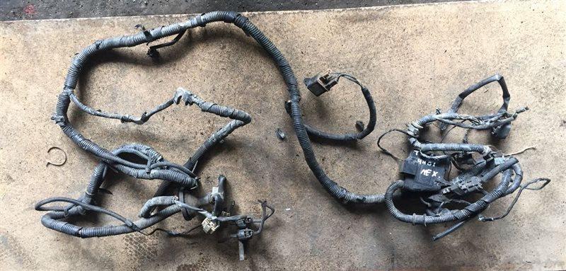 Коса двс Mazda Titan WG3AT 4HF1/4HG1 91