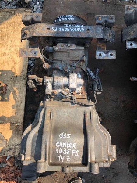 Мкпп Mmc Canter FE507-639 4D33/4D35 94