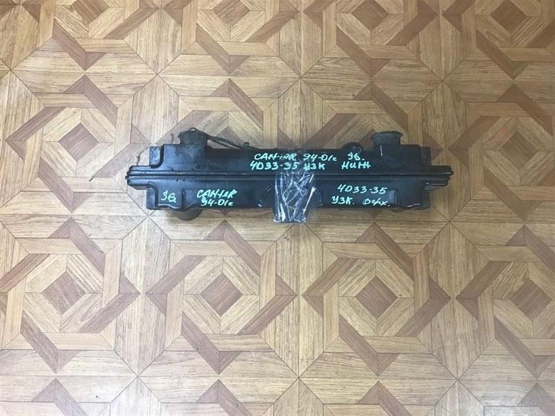 Бочек радиатора Mmc Canter 4D33/4D35 94