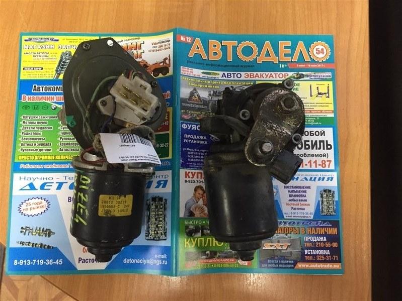 Моторчик дворников Nissan Diesel MK210-211 FE6 94