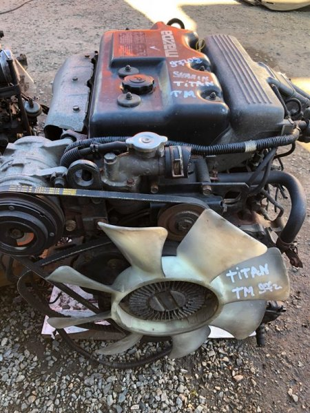 Двигатель Mazda Titan WGM4T TM 91