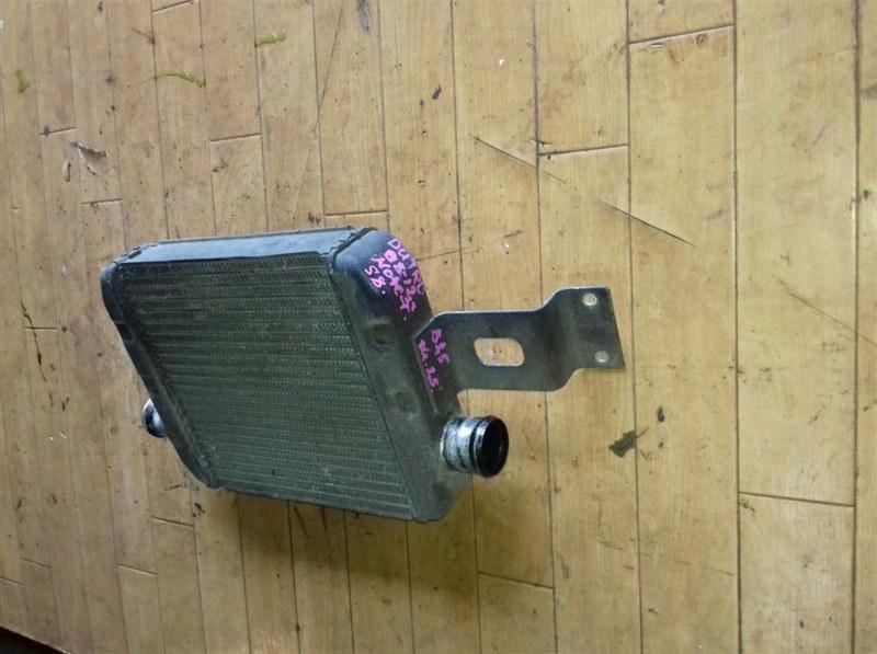 Радиатор интеркуллера Hino Dutro/dyna N04C-T 07