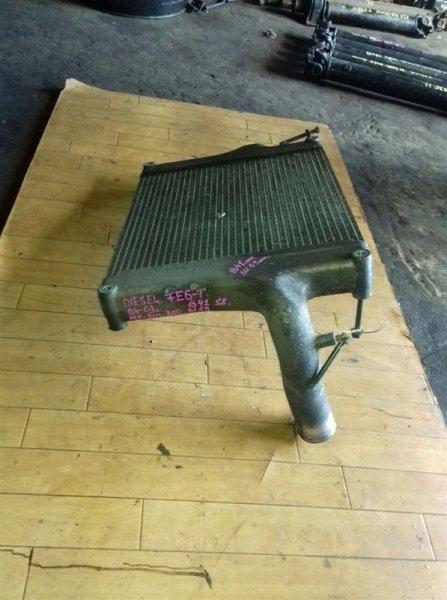 Радиатор интеркуллера Nissan Diesel MK210-260 FE6T 03