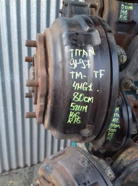 Балка ходовки (в сборе) Mazda Titan WGEA/WGFA TF/TM/4HG1 91