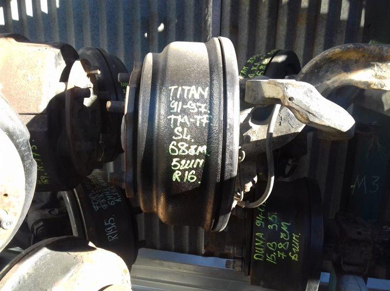 Балка ходовки (в сборе) Mazda Titan WGEAT TF/TM/SL 91