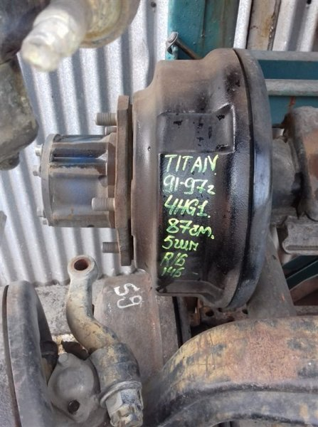 Мост Mazda Titan WG3A/WG64 4HG1 91