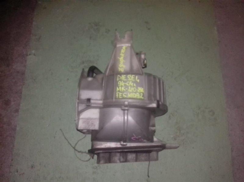 Корпус моторчика печки Nissan Diesel MK210-260 FE6/MD92 94