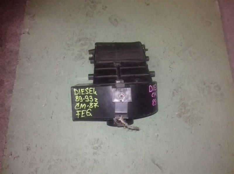 Корпус моторчика печки Nissan Diesel CM87 FE6 89