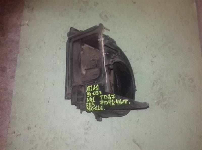 Корпус моторчика печки Nissan Diesel H41/F23 TD23/TD25/TD27/QD32/FD42/FD46/KA20 93