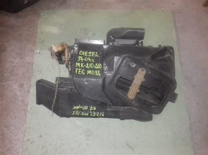 Корпус радиатора печки Nissan Diesel MK210-260 FE6/MD92 94
