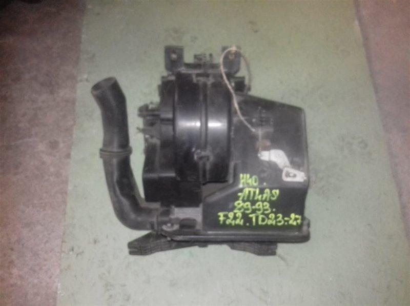 Корпус радиатора печки Nissan Atlas H40/F22 FD35/TD23/TD25/TD27 89