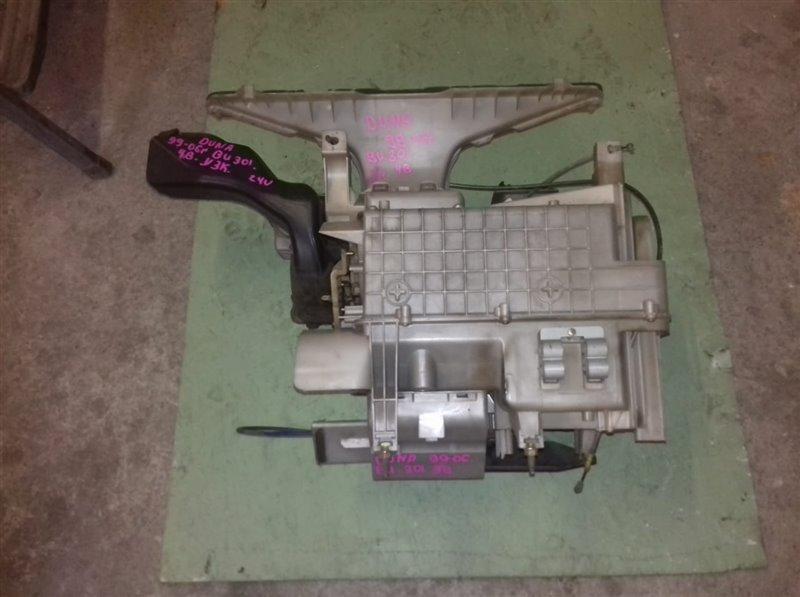 Корпус радиатора печки Toyota Dyna/dutro BU301/XZU307-341 4B 99