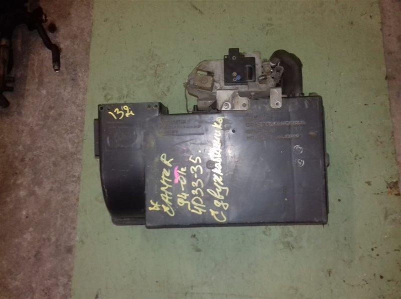 Корпус моторчика печки Mmc Canter FE638-648 4D33/4D35/4M51 94 задний