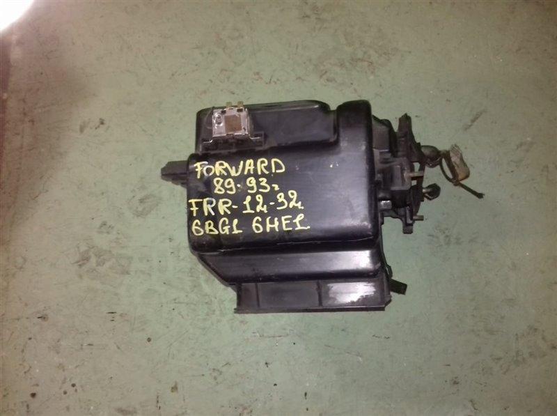 Корпус кондиционера Isuzu Forward FRR12-32 6BG1/6HE1 89