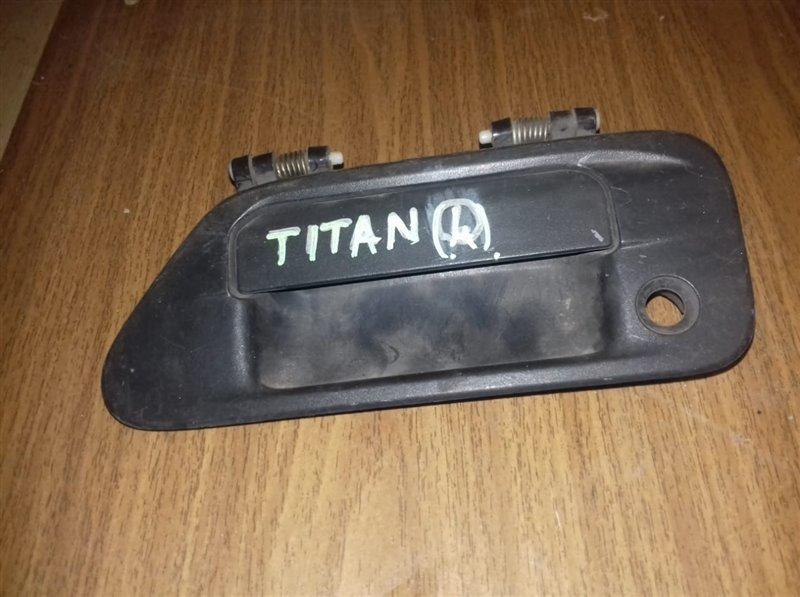 Ручка дверная Mazda Titan SYE6T/SY56T FE / VS/WL 01 левая