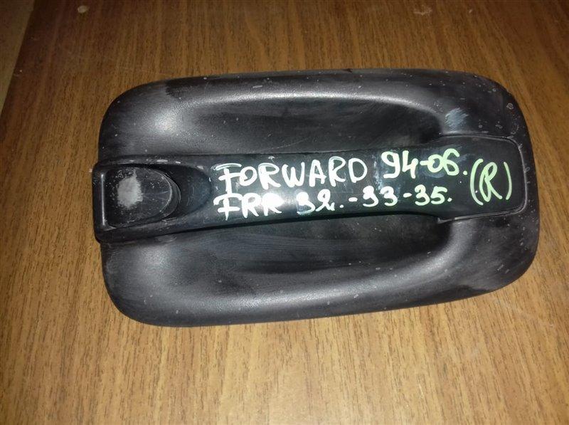 Ручка дверная Isuzu Forward FRR32-35 6HE1/6HH1/6HK1/6HL1/6HE1Т 94 правая