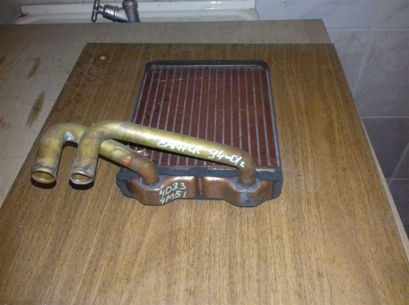 Радиатор печки Mmc Canter FE516-639/FB501-507 4D33/4D35/4M40/4M51 94