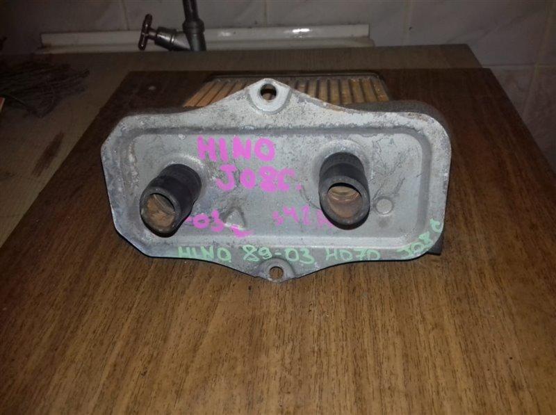 Радиатор печки Hino Ranger FD3H/FC1J H07D/J08C 89
