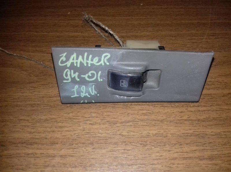 Кнопки стеклоподъемника Mmc Canter FB511 4M40 94 левые