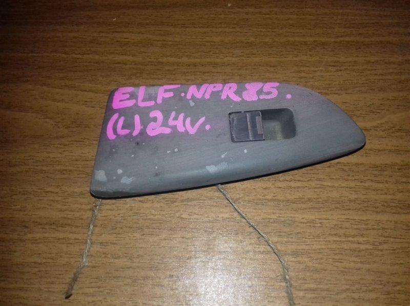 Кнопки стеклоподъемника Isuzu Elf NPR85 4JJ1T 08 левые