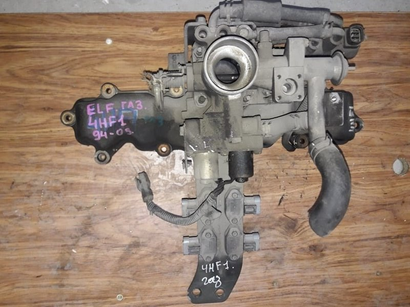 Впускной коллектор Isuzu Elf NKR66-71/NPR66-71 4HF1/4HG1 94