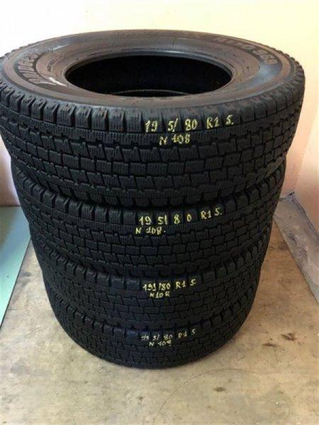 Авторезина грузовая Bridgestone Blizzak W969 2010