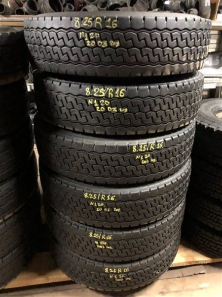 Грузовая авторезина Bridgestone M880 2005