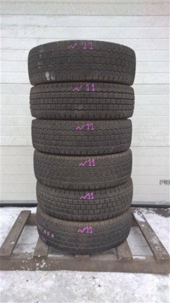 Грузовая авторезина Bridgestone Blizzak W965 2007