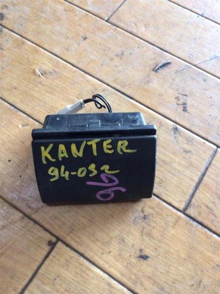 Пепельница салонная Mmc Canter FE507-639 4D33/4D35/4D36/4M51 94