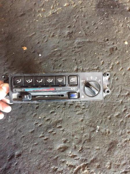 Блок управления печкой Nissan Diesel MK210-260 FE6/MD92 94